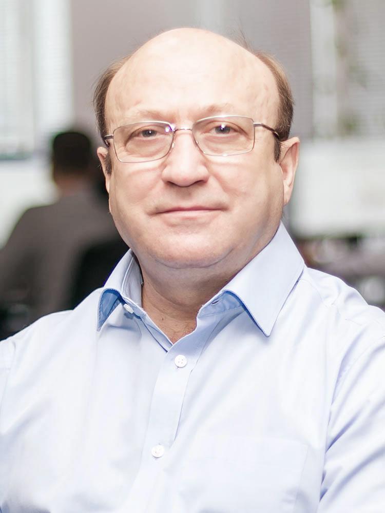 Andrey Sosnovsky TEBIN