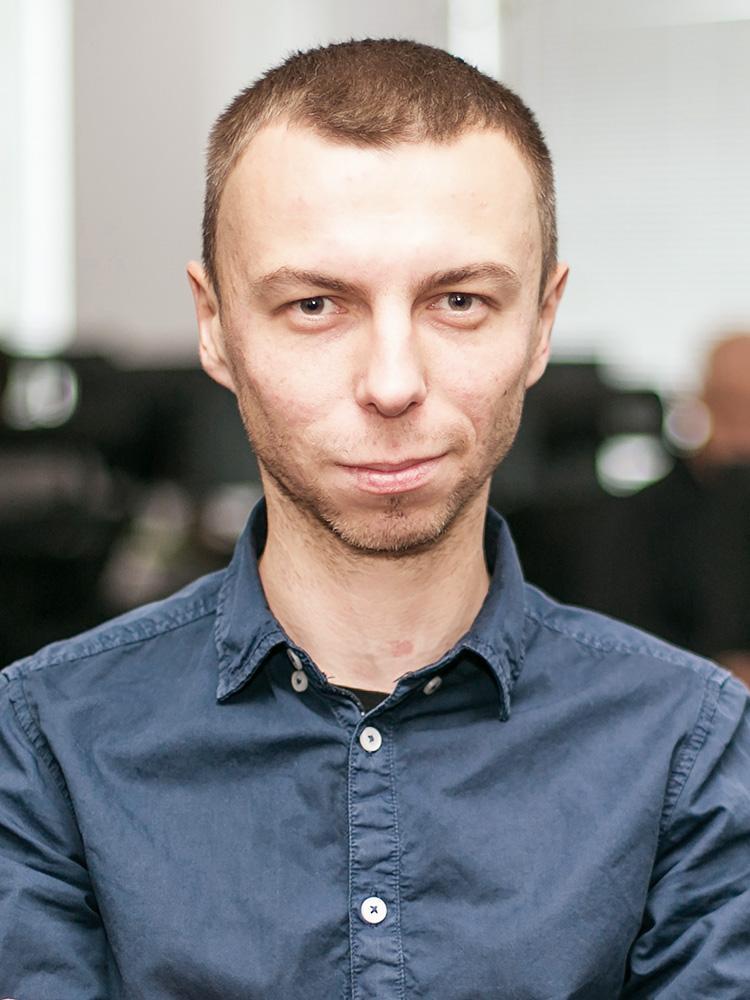 Andriy Filiniuk BIM Manager TEBIN