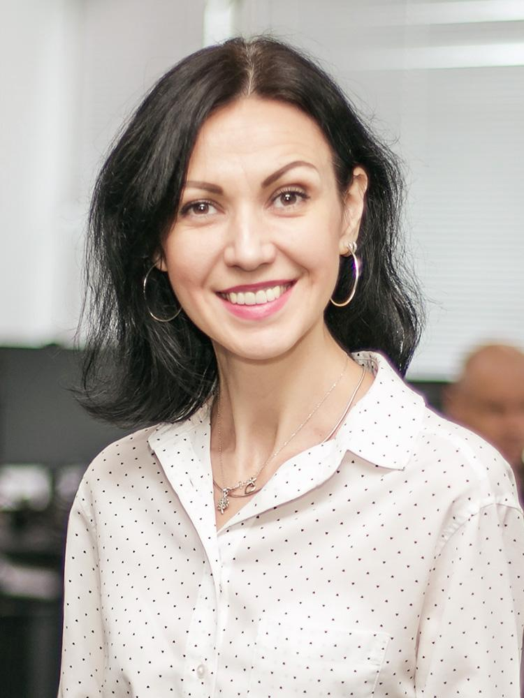 Marina Andrienko Architect TEBIN
