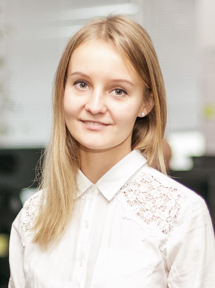 Olena Sydorenko TEBIN