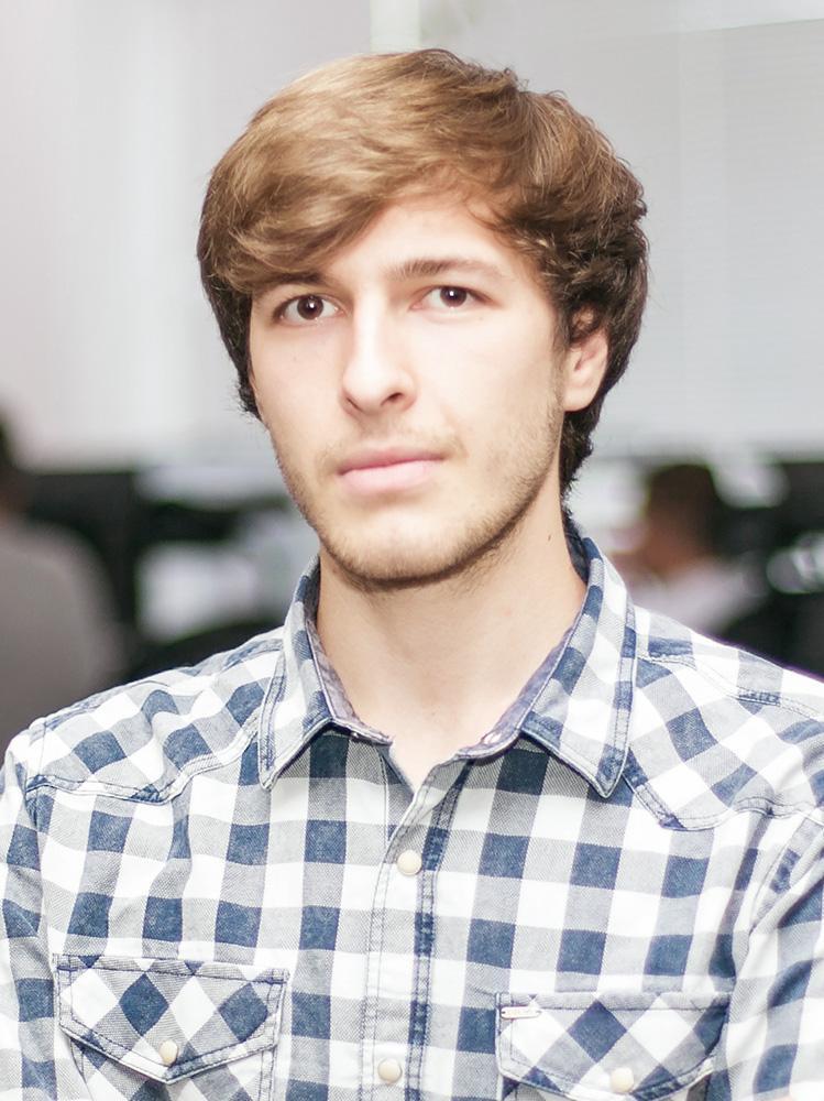 Stefan Tsvetkov TEBIN