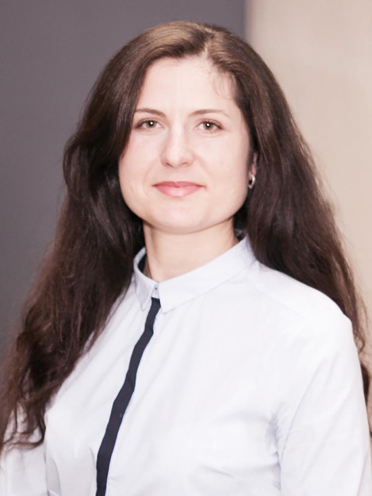 Ulyana Hnylyanska TEBIN