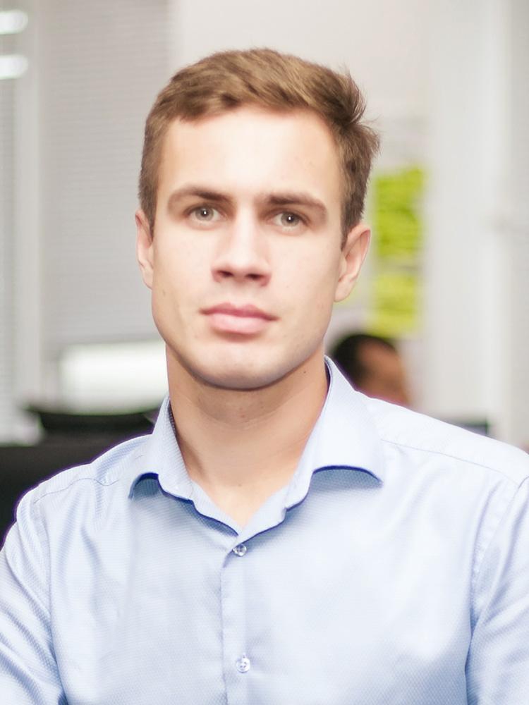 Volodymyr Yanushevsky BIM Manager at TEBIN