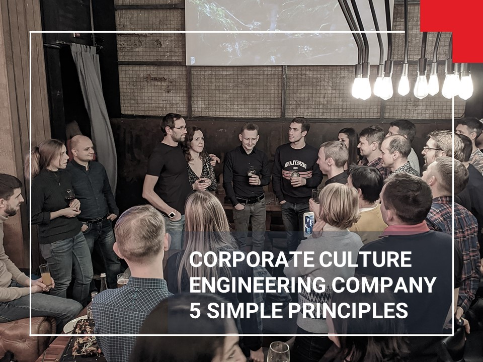 TEBIN | CORPORATE CULTURE