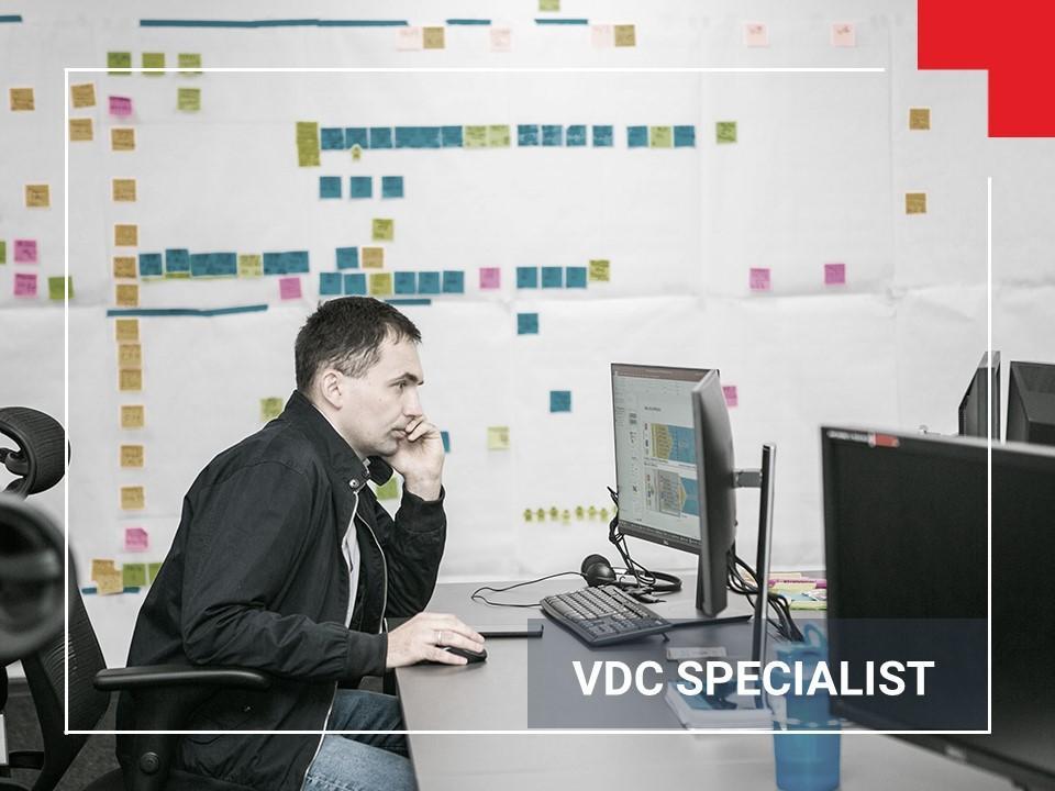 VDC SPECIALIST
